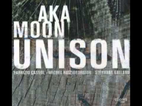 Aka Moon / Stéhane Galland * Steste / Lignum sycamore drums
