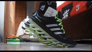 getlinkyoutube.com-Adidas Springblade sem barulho de pato