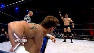 Xplosion Match: Khoya vs Davey Richards