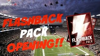 getlinkyoutube.com-Madden Mobile 16 | FLASHBACK PACK OPENING! - SICK PULL!