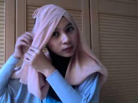 Tutorial Hijab - Rania #4
