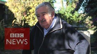 Jose Mujica: The Global Interview - BBC News