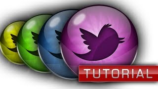 getlinkyoutube.com-Glossy Social Media Icons Tutorial - Photoshop CS6 - ChromeDesignsHD