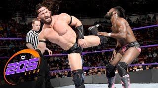 Rich Swann & TJ Perkins vs. Neville & The Brian Kendrick: WWE 205 Live, Dec. 20, 2016