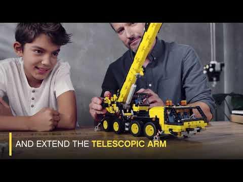 LEGO Technic Mobile Crane - 42108