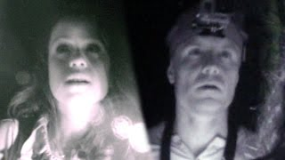getlinkyoutube.com-Superstitious People Go Ghost Hunting For The First Time
