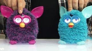 getlinkyoutube.com-Furby: pestinha sem botão para desligar