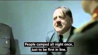 Hitler Doesn't Get Franklins BBQ