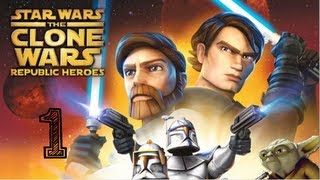 getlinkyoutube.com-STAR WARS - The Clone Wars - Republic Heroes - Let's Play Walkthrough Part 1 PS3