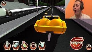getlinkyoutube.com-Turbo Dismount ep.1 [Srpski Gameplay] ☆ SerbianGamesBL ☆