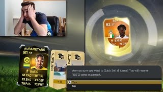 getlinkyoutube.com-FIFA 15 - NO LOOK DISCARDING SIF AUBAMEYANG & TOTT IN A PACK!!! INSANE FIFA 15 PACK OPENING!