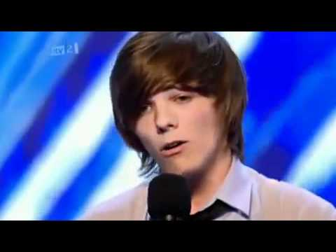 The X-Factor 2010 Audition - Louis Tomlinson