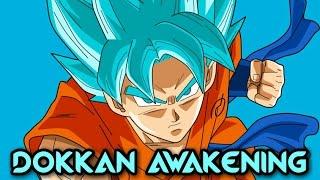 getlinkyoutube.com-Dokkan Awakening (TEQ) SSGSS Goku   Dokkan Battle JP