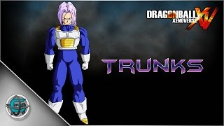 getlinkyoutube.com-Dragon Ball Xenoverse - Character Creation: Future Trunks