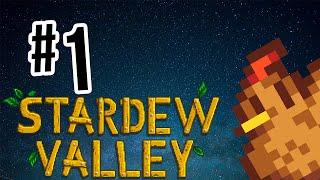 Fab Farm!! | Stardew Valley - Part 1
