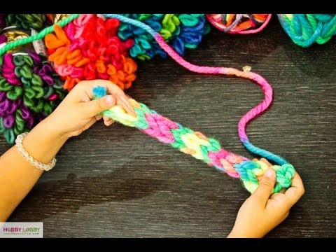Knitting by Hobby Lobby Mavromatis