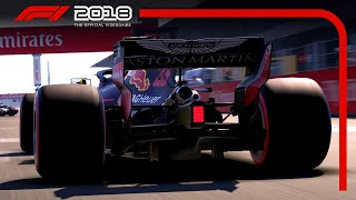 F1 2018 - Gameplay Trailer 2