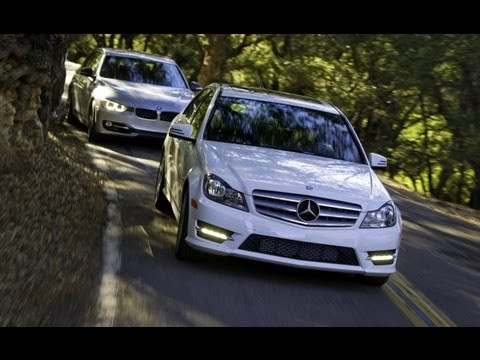 Squeeze Play: BMW 328i Sedan vs. Mercedes-Benz C250 Sport