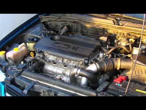Nissan Almera 2.2 turbo diesel