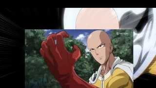 One Punch Man Saitama Vs Sonic