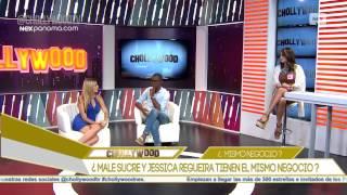 getlinkyoutube.com-Male Sucre y Jessica Regueira tiene el mismo negocio