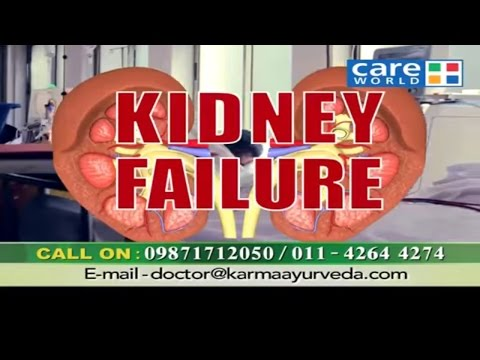 Ayurvedic Treatment of Kidney Failure & GFR - Dr. Puneet Dhawan - Stop Kidney Dialysis