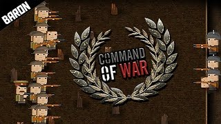 getlinkyoutube.com-This Game is EPIC, WW1 TRENCH RTS - Command of War Gameplay