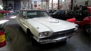 ***SOLD***1966 Thunderbird Walk around, Passing Lane Motors, Classic Cars, For Sale