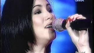 Regine Velasquez - Sa Aking Pag-Iisa (SOP 2002)