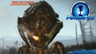 getlinkyoutube.com-Fallout 4 - 5 Giant Creature Locations (...The Harder They Fall Trophy / Achievement Guide)