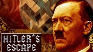 """MEN OF WAR (PC): """"Hitler Escapes from Berlin"""" April 20th 1945 (Alternate History)"""