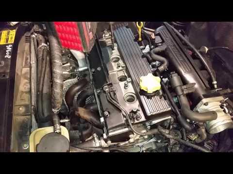 Где у Rover Streetwise опоры двигателя