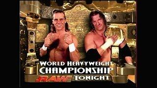 [CHV Chile] WWE Raw 29/12/2003 Triple H Vs Shawn Michaels [Español Latino] By #ProyectoAtangana