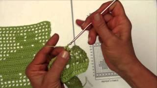 getlinkyoutube.com-Basic Filet Crochet with Aunt Lydia's Thread