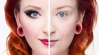 getlinkyoutube.com-5 rzeczy, których o mnie nie wiecie + WIELKI news! ♡ Red Lipstick Monster ♡