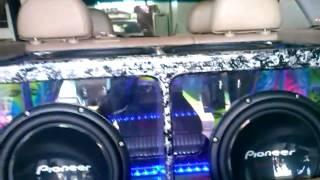 getlinkyoutube.com-Scuderia Audio Center - Gol G3 Azul ( ACRÍLICO )