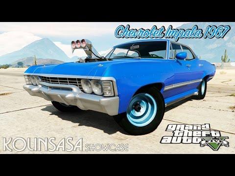 GTA 5 Chevrolet Impala 1967