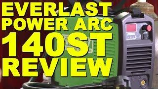 getlinkyoutube.com-Everlast PowerArc 140ST Review | TIG Time