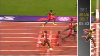 getlinkyoutube.com-Usain Bolt vs Carl Lewis