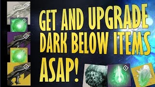 getlinkyoutube.com-DESTINY - GET AND UPGRADE DARK BELOW ITEMS EARLY (GUIDE)