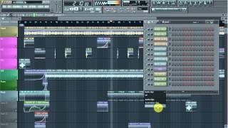 getlinkyoutube.com-Deep House in FL Studio 11 by Re-Code