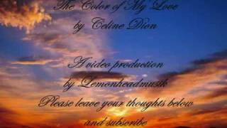 getlinkyoutube.com-The Perfect Wedding Song - Celine Dion-The Color of My Love