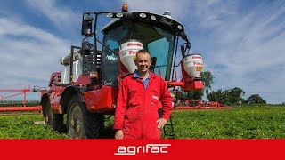 Agrifac Condor - user experience - Cole (United Kingdom)