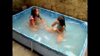 getlinkyoutube.com-video emgraçado na piscina