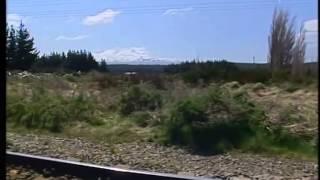 getlinkyoutube.com-Mit dem Zug durch Neuseeland - Eine Reise zu den Naturwundern Neuseelands (Doku), Teil 1 u. 2