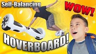 getlinkyoutube.com-HOVERBOARD Self-balancing Electric Scooter!