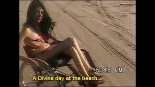 getlinkyoutube.com-Divine paraplegic at the beach