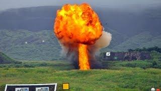 航空自衛隊 F-2 戦闘機 【JDAM レーザー誘導精密爆撃】 Japan's F-2 LJDAM Bombing JASDF