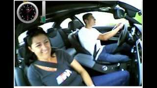 getlinkyoutube.com-Taking My Mom Drifting In E92 M3 In Car