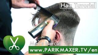 Top hairstyle for men/2017. parikmaxer tv english version